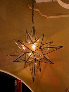 "24"" moravian star"