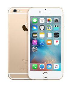 Apple iPhone 6s Gold 64GB SIM-Free Smartphone (Zertifiziert und Generalüberholt) EUR 427,90