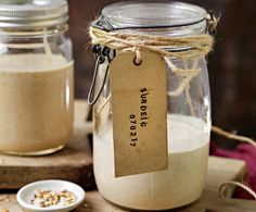 Surdeigsstarter – Berit Nordstrand Baking, Coffee, Recipes, Tips, Kaffee, Advice, Bakken, Backen