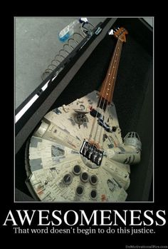 awesome bass!