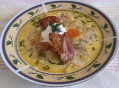 Tasty, Yummy Food, Cheeseburger Chowder, Hummus, Food And Drink, Ethnic Recipes, Fitness, Projects, Fine Dining