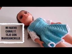 Vestidos Nancy, Crochet Stitches, Crochet Hats, Knitting, Creative, Pattern, Barbie Dress, Crochet Doll Dress, Doll Clothes