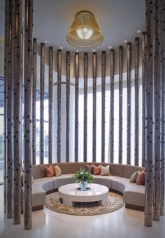 Commercial Design : Luxury Airport Lounge by SHH