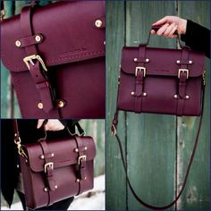 Want! Relic Leather Co. Handbag, $475CAD though :/