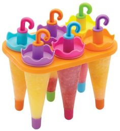umbrella Popsicles from the .99 cents store!
