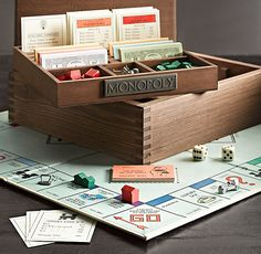 Vintage Edition Monopoly® / im a total geek & i totally want this for christmas