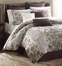 Master bedroom bed linens?