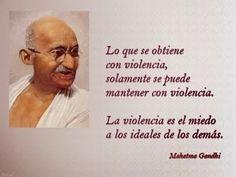 VIOLENCIA, ACCIÓN DIRECTA Y NO VIOLENCIA (escrito por Javier Hernández Alpízar, Babel, Zapateando)