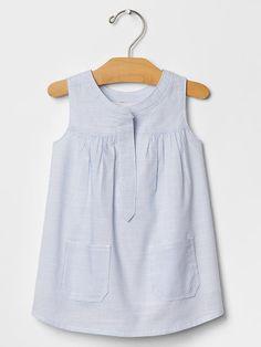 Mini plaid dress
