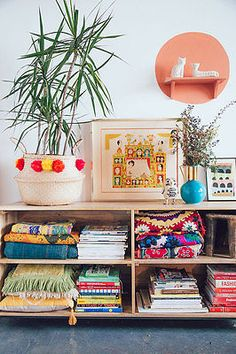 6 Stylish Ideas to Decorate With Baskets