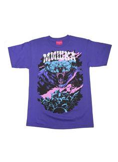 Ultraviolet Adder T-Shirt (Purple)