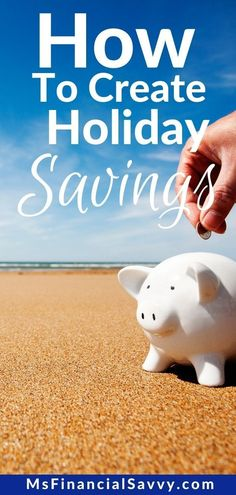 Can you create holiday savings? Do you know how to buy for the holidays without credit cards? You can read here. #holidaysavings #savingmoney #debtfree #holidays #christmas #christmassavings #msfinancialsavvy