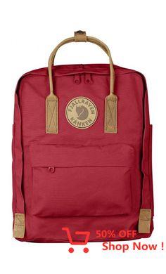 Fjallraven Kånken No.2 Backpack Deep Red