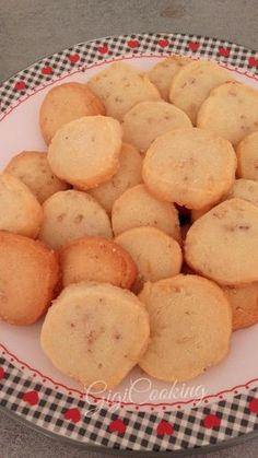 Sablés Apéritif au Parmesan et Graines de Sésame