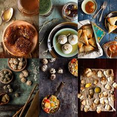 Improving Food Photography Composition | The 0-45˚ And The 90˚ Camera Angles | We Eat Together