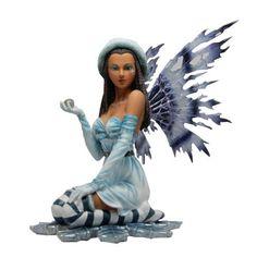Snowflake Winter Fairy