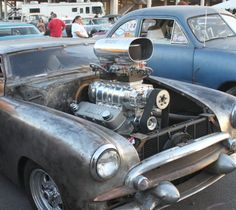 Mad Max Car Show