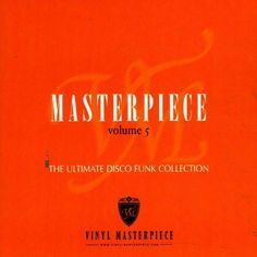 Masterpiece: The Ultimate Disco Funk Collection, Vol. 5 [CD]
