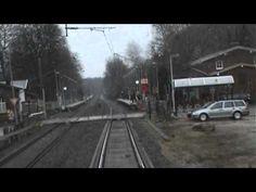 Eröffnung der S-Bahn-Strecke Stade - HH-Neugraben