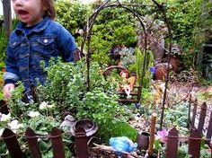 making your own fairy garden - Google Search