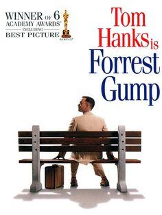 """""""Forrest Gump""""... Je n'ai pas une grande culture cinématographique. Mais il y a des films qui m'ont marqué et que j'ai envie de transmettre à mes enfants... Celui-là en est un. Nous avons passé une belle soirée à regarder ce film mes 4 grands et moi. Drôle et tellement touchant..."""