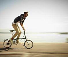 If you don't love Brompton, you may dislike bike.