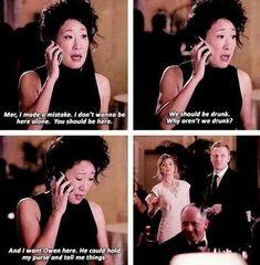 Grey's Anatomy. Cristina. Harper Avery awards.
