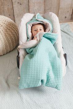 NIEUW ! Slaapzak met heerlijke warme teddy stof van Koeka | Villa Vrolijk