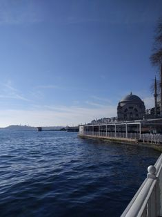 Sunny day in Istanbul...