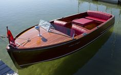 Lyman Boats, Chris Craft Boats, Runabout Boat, Boat Hire, Boat Restoration, Classic Wooden Boats, Vintage Boats, Boat Interior, Cool Boats