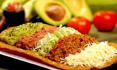 Lo nuevo de Patacones Incredible Edibles, World Recipes, Tex Mex, Food For Thought, Avocado Toast, Great Recipes, Clean Eating, Chips, Menu