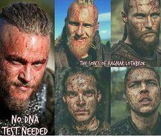 Lagertha, Ragnar Lothbrok Vikings, Travis Vikings, Vikings Travis Fimmel, Vikings Tv Series, Vikings Tv Show, Sons Of Ragnar, Viking Quotes, Viking Series