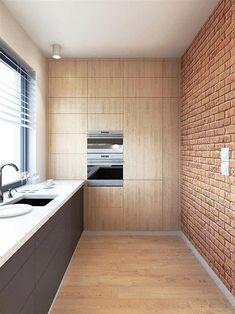Projekt domu Malutki dr-S 79,48 m2 - koszt budowy 199 tys. zł - EXTRADOM Modern Barn House, Modern House Design, Interior Design Inspiration, Scandinavian Style, Kitchen Cabinets, Construction, Outdoor Decor, Home Decor, Offices