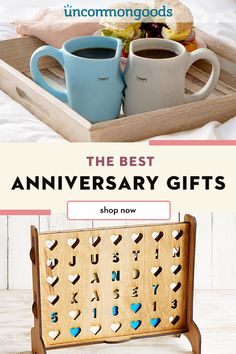thoughtful gifts Hate Boring Gifts Us too. Shop our hand-picked collection of thoughtful amp; Unique Anniversary Gifts, Personalized Anniversary Gifts, Anniversary Ideas, Personalized Gifts, Kaktus Cupcakes, Gifts For Husband, Gifts For Him, Homemade Gifts, Diy Gifts