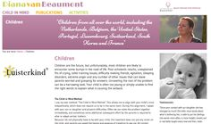 Diana van Beaumont, Child in Mind author and coach, we translated her website www.dianavanbeaumont.nl into English.