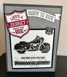 Birthday Greetings For Facebook, Birthday Card Messages, Cool Birthday Cards, Birthday Diy, Birthday Party Themes, Birthday Message For Husband, Birthday Wishes For Mother, Birthday Gifts For Sister, Motorcycle Birthday