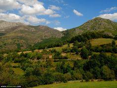 Ruta por el hayedo de Montegrande y cascada del Xiblu, Teverga, Asturias   #mirecreo   #senderismo   #hiking   #turismo   #tourism   #viajes   #travels   #excursiones   #trips   #asturias   #teverga