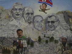 El Chapo, Osama y Kim en el norte.