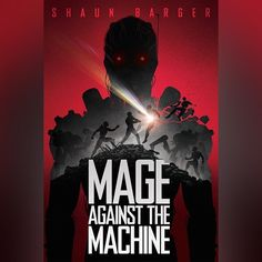 Explore the Pop Culture of the Post-Apocalypse in Mage Against the Machine Book Cover Design, Book Design, Against The Machine, Superhero Poster, Bachelor Of Fine Arts, Cool Books, Post Apocalypse, Mixed Media Artists, Sci Fi Fantasy