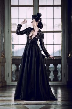 Haute Couture Dress Beautiful Clothes, Beautiful Outfits, Haute Couture Dresses, Simply Beautiful, Awards, Goth, Style, Fashion, Cute Outfits