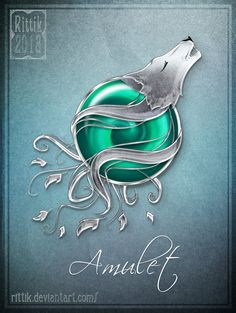Amulet - Commission 7 by Rittik on DeviantArt