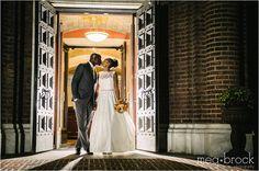 Price & Telesford Wedding | October 2014 | Stoner Courtyard | Photography: Meg Brock Photography  | Penn Museum Rentals  | www.penn.museum/weddings