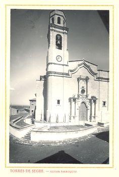 Iglesia parroquial de la Virgen Assumpta, Torres de Segre (Lérida).