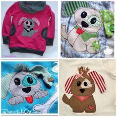 ACHTUNG: Es handelt sich hierbei um **KEINE** Stickdatei!!!! Huhu ihr Lieben, hier könnt ihr meine Applikationsvorlage von meinem kleinen Hund im **PDF-Format** kaufen. Die Vorlage ist... Baby Embroidery, Charts, Etsy, Embroidery, Sewing Appliques, Small Dogs, Sewing For Kids, Stencils, Craft