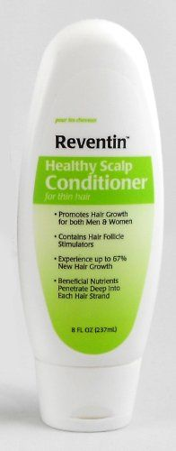 Reventin Healthy Scalp Conditioner for Thin Hair - Promotes Fast Hair Growth for Men and Women. Experience a 67% Boost with New Hairgro.8 Fl Oz *** Check this awesome image @