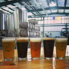 Toast the weekend at Southbound Brewing Company in Savannah, GA!