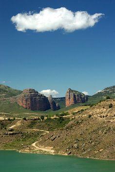Sierra de Guara, Aragon, Spain