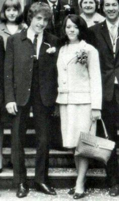 Roger and first wife