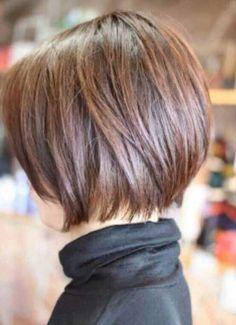 Short Bob Straight Hair