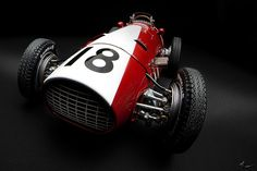 Ferrari  500 F2 by Zuugnap, via Flickr